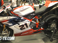 Custom Ducati 1098r