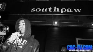 Wordspit, Southpaw
