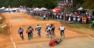 BMX Crashes, 2011