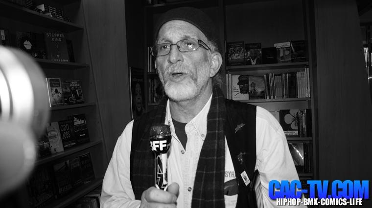 Bob Severa, Black Comic Book Day