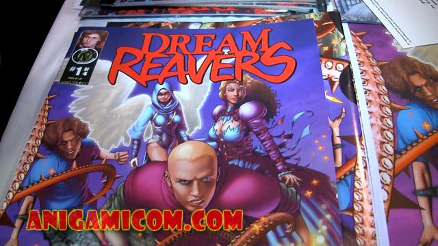 Dream Reavers, Comic Book