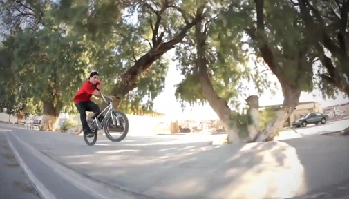 Fit Mexico To Arizona, BMX