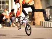 Matthias Dandois, Flatland BMX