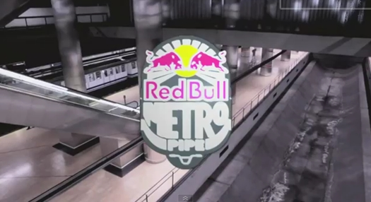 Redbull Metro Pipe Jam, Madrid
