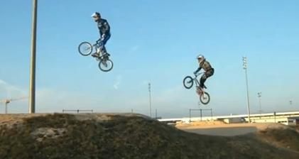Riders Match, BMX Crew
