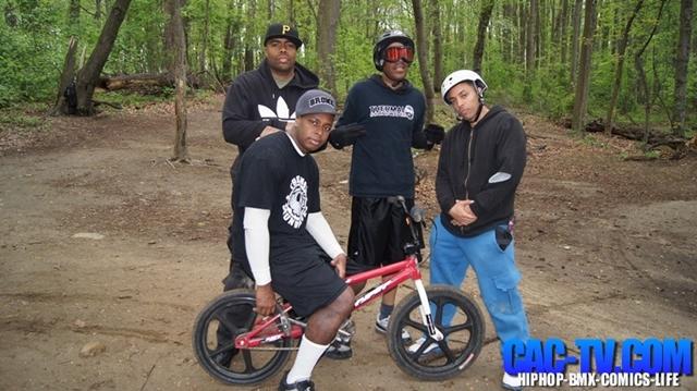 BMX Challenge, Beasley, C.Truth, NDL, Kev Lawrence