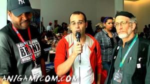 Gary Camp, Bronx Heroes Comic Con