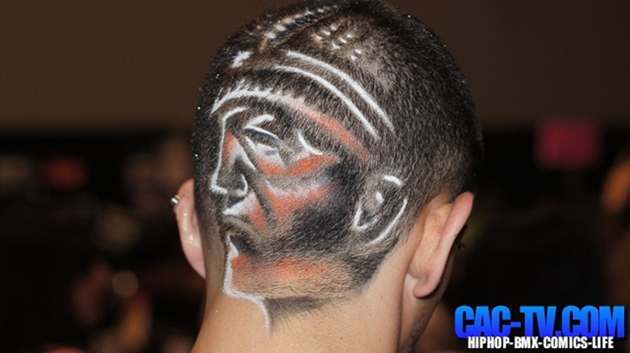 HipHop Hair Style, IBS