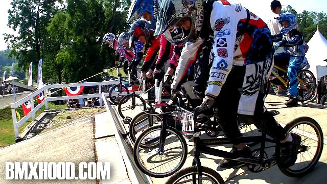Stars N Stripes Rouns 2 part 1, BMX
