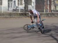 peter sarlos, BMX Flatland