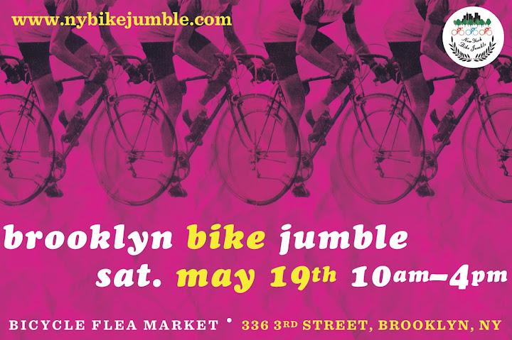 Brooklyn Bike Jumble, Brooklyn