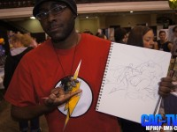 Kenly Dillard, Sketch Artist