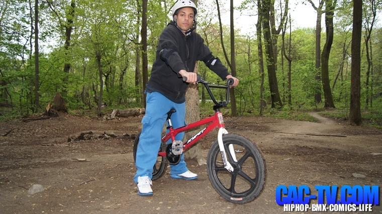 Napoleon BMX, Cunningham
