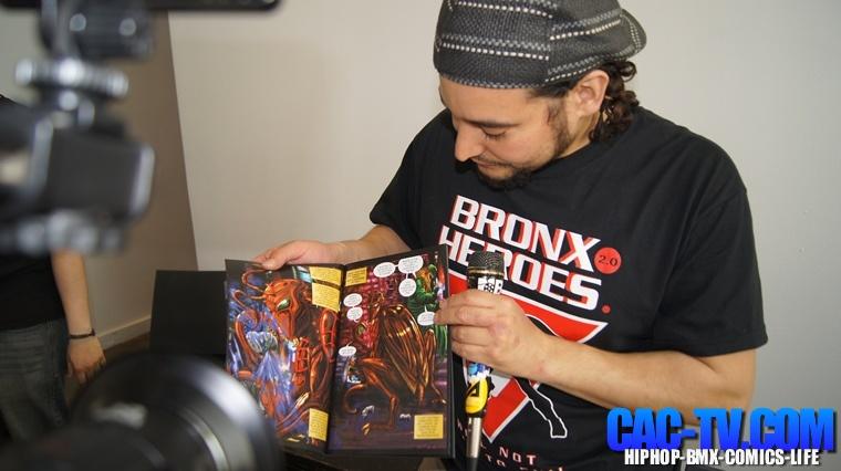 Ray Felix, Bronx Heroes Comic Con