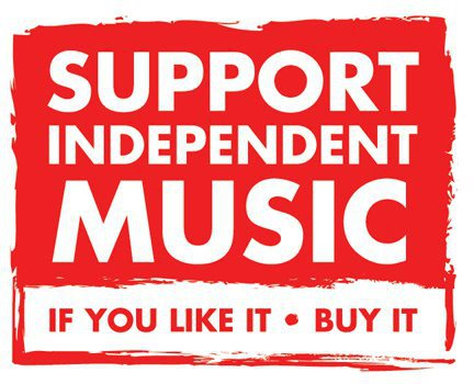 Support indie music