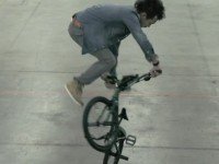 Turntable Rider, BMX Dj Mix Pad