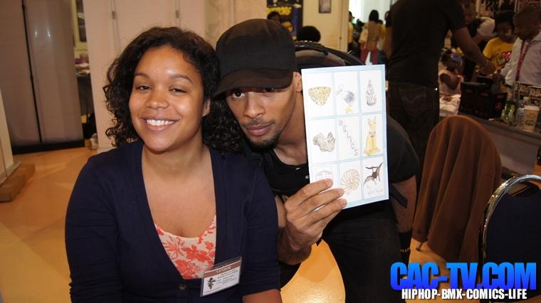 Whit Taylor, Comic Book Creator