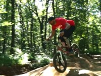 Al Riding, Cunningham trails