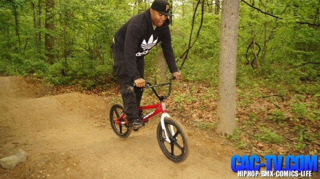 Beasley, BMX Challenge