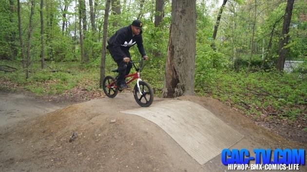 Beasley Riding BMX