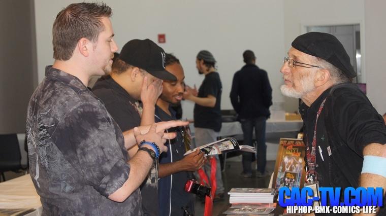 Bob Sodaro, Bronx Heroes Comic COn