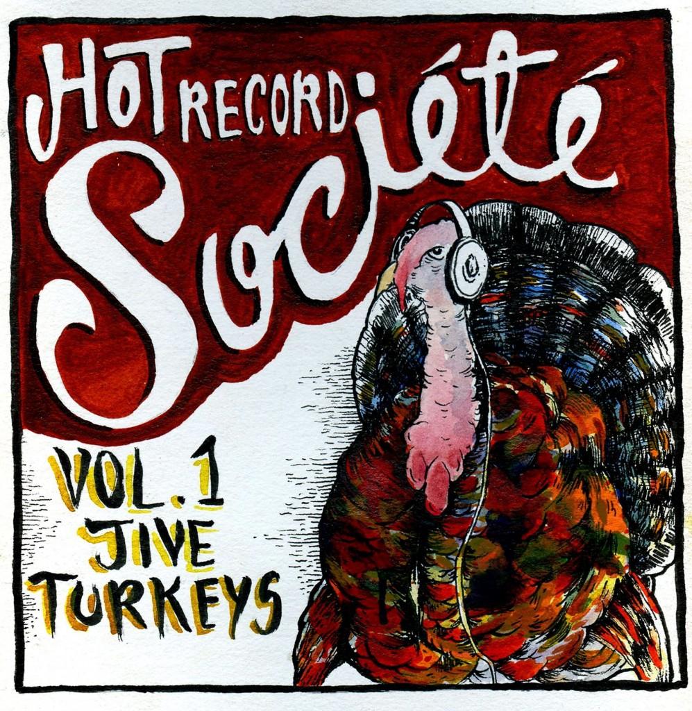 Jive Turkey, hiphop