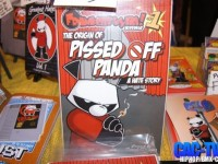 Pissed Off Panda, Frankenstylin