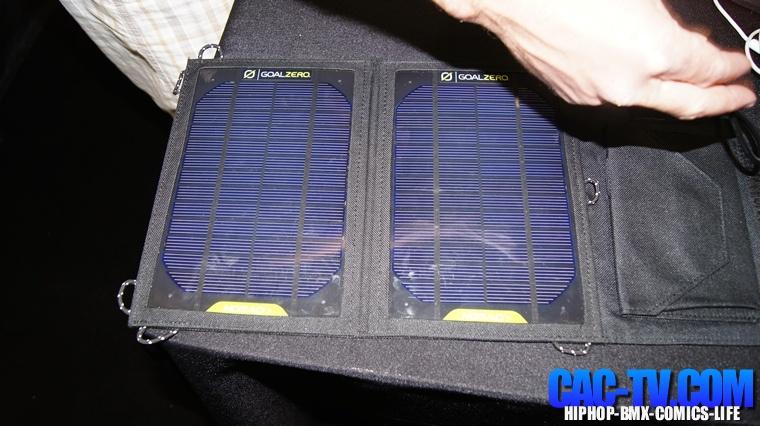 Goal Zero, Solar Panels