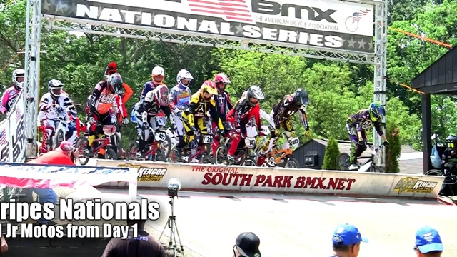 Stars N Stripes Round 2 Pro, day 1