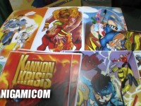 XAN Press, Comic Books