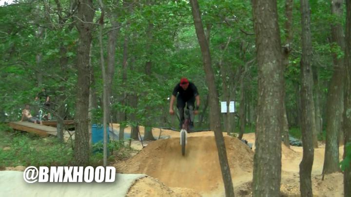 Crazy Al At Boondocks trails