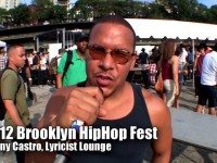 Danny Castro, Brooklyn HipHop Festival