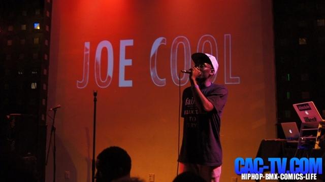 Joe Cool, SOBs