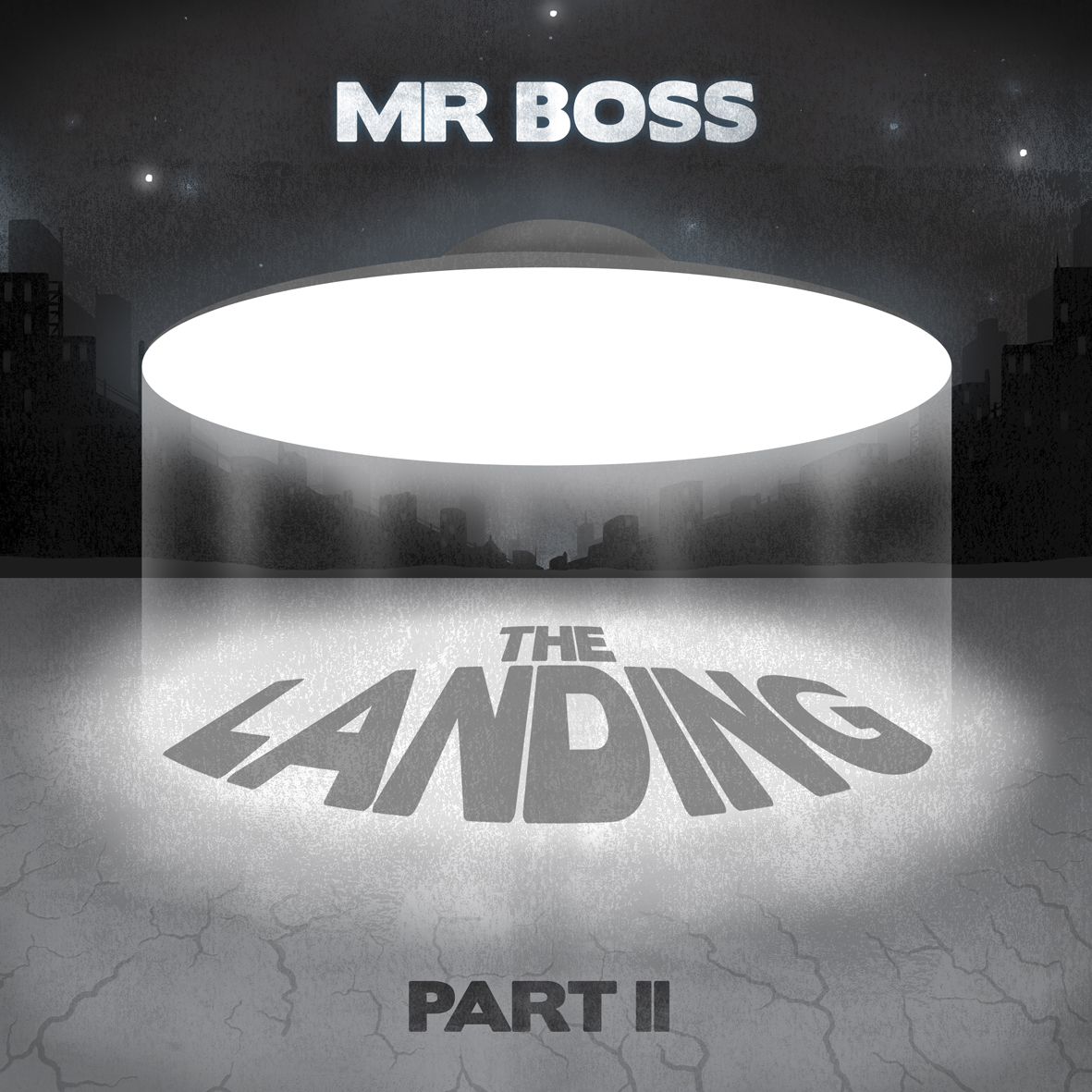 Mr Boss, the landing