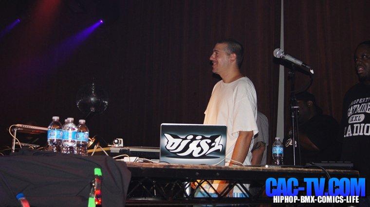 DJ JS-1, Highline Ballroom