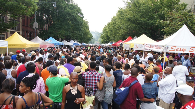 Harlem Week, photos