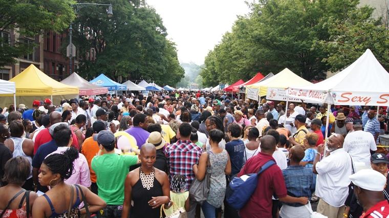 Harlem Week, photos
