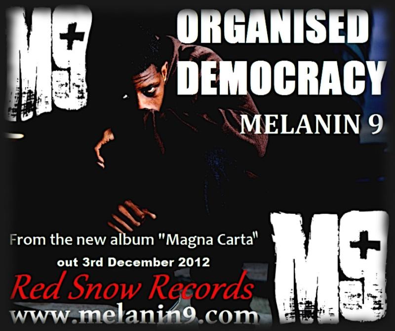 organised democracy, freedom
