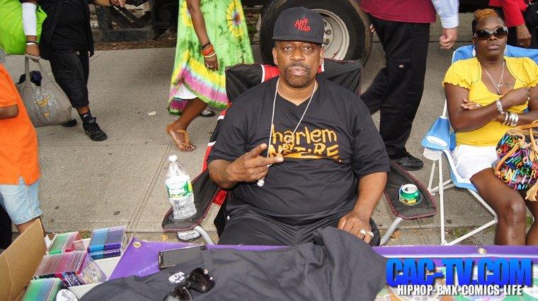Grand Master Caz, hiphop legend