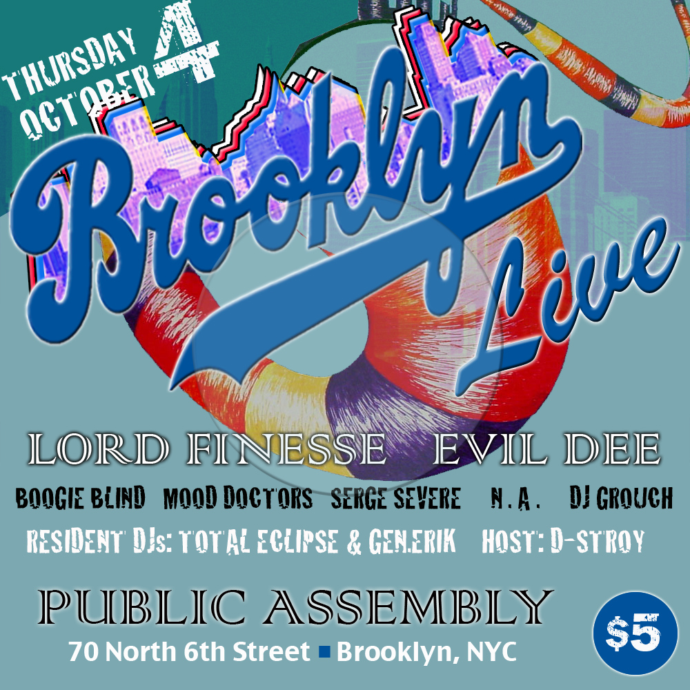 brooklyn live, public assembly