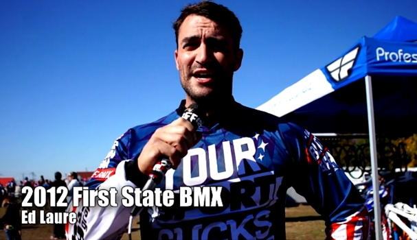 Ed Laure, First State BMX