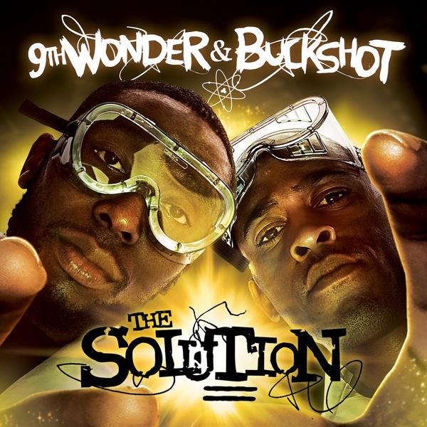 buckshot, 9th wonder, duck down