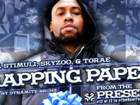 Sha Stimuli, rapping paper, hiphop