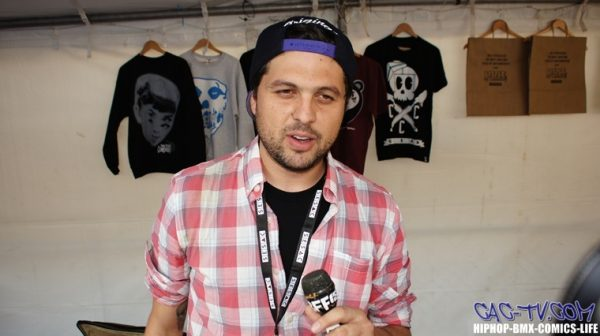 Jeff from cream at a3c