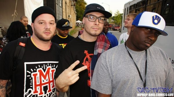 Dj Element, Koncept, Mr Stricklin