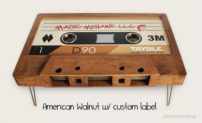 90min coffee cassette table