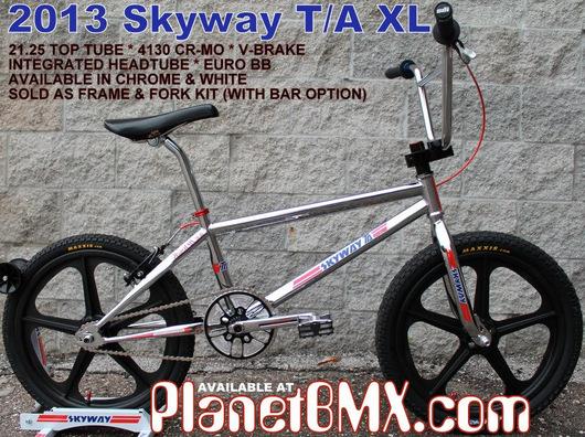 SKYWAY BMX ta 20