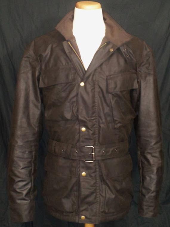 bain replica jacket