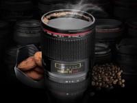 DSLR camera Lens, Cup