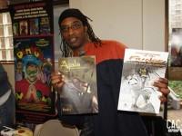 n steven harris, black comic book festival, schomburg center